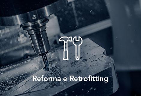 Reforma e Retrofitting